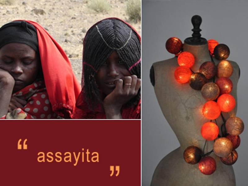Happylights Assayita lyskjede