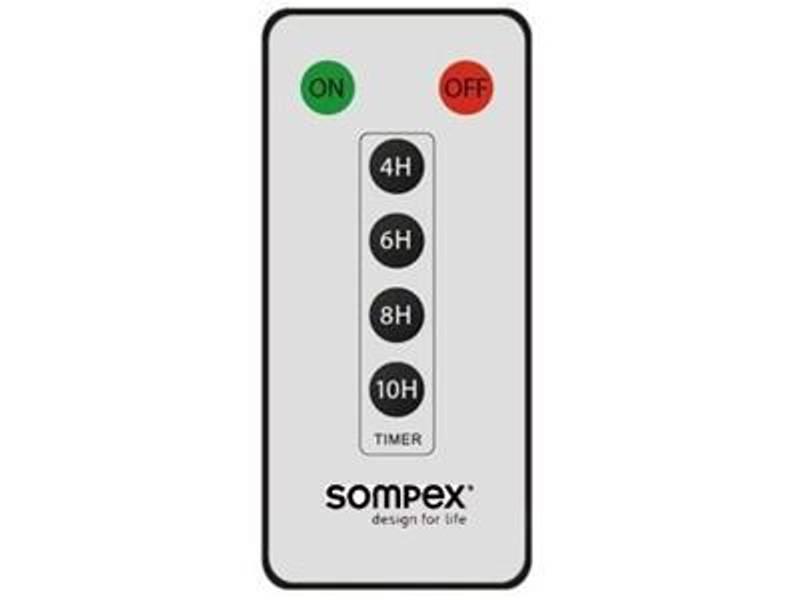 Sompex, fjernkontroll